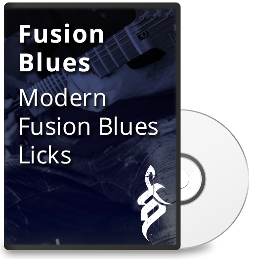 Modern Licks for the Advancing Blues Player
