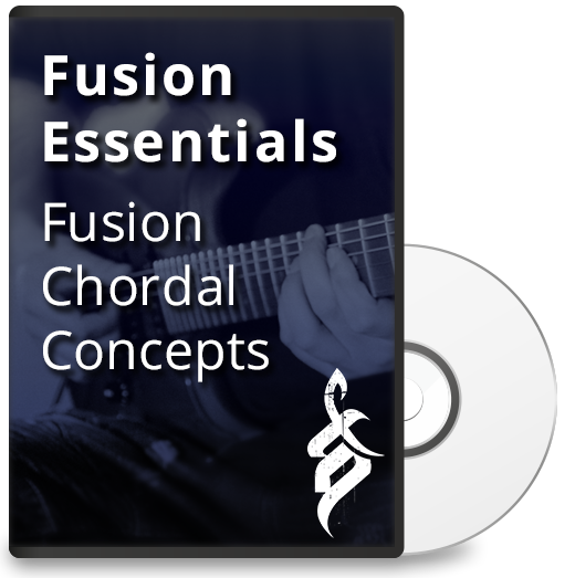 Fusion Chordal Playing Concepts