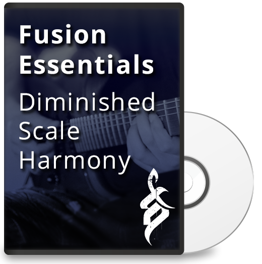 Diminished Scale Harmony & Application