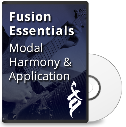 Fusion Essentials: Modal Harmony & Application
