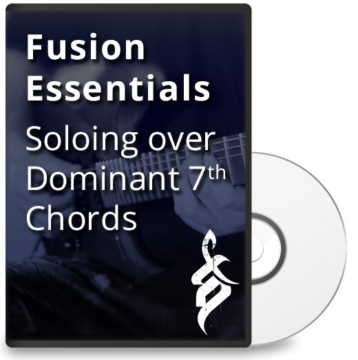 Soloing Over Dominant 7th Chords