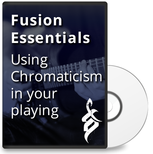 Fusion Essentials: Using Chromaticism In Your Playing