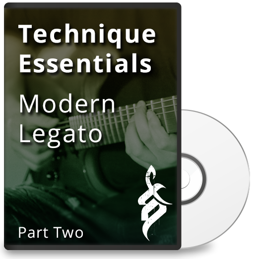 Technique Essentials: Modern Legato Part 1