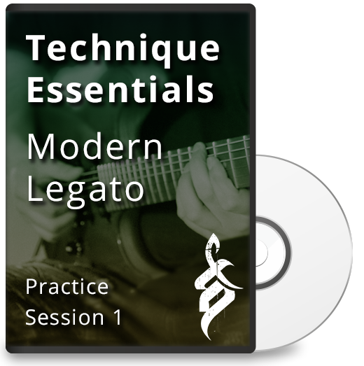Practice Sessions Vol. 1 – Modern Legato Timing & Time Feel