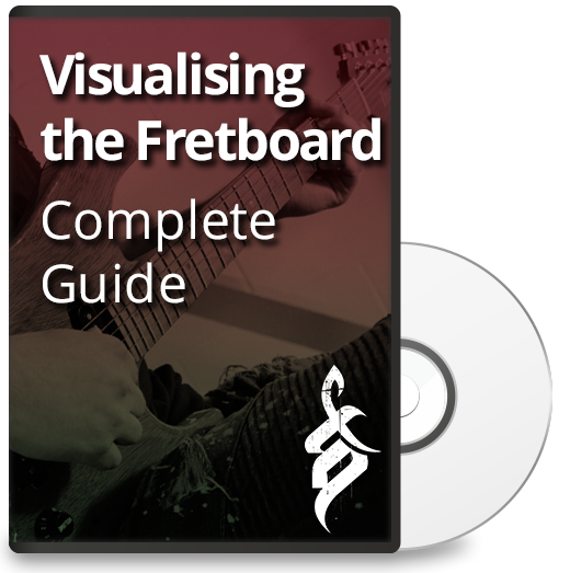 Visualising the Fretboard