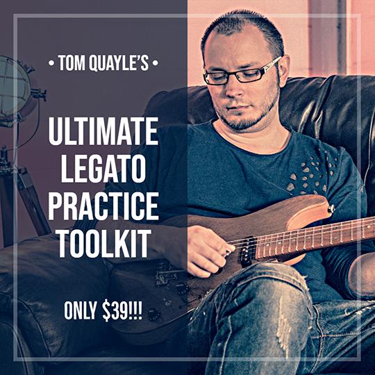 Tom Quayle Fusion Lesson Bundle